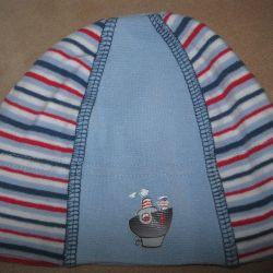 3-6 ay için şapkalar