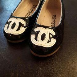 chanel παπούτσια