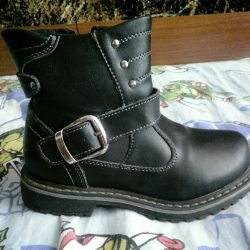 Boots for a boy size 31