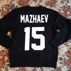 Cotton, fleece, name, surname, number