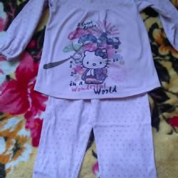 Pajamas * Kitty *