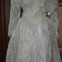 Rochie de mireasa (vintage)