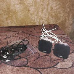 Ακουστικά και ηχεία από τη Samsung