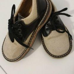 Ботинки туфли Скороход 23 размер