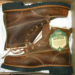 🇺🇸 Μπότες WOOD n STREAM (THOROGOOD) που κατασκευάζονται στις ΗΠΑ