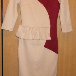 Etiketi ile Yeni Elbise,