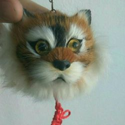 Keychain double-sided 3D