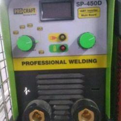 Inverter welding machine ProCraft 450