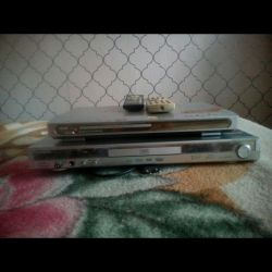 2 dvd player.