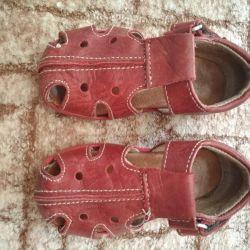 Leather sandals PRIMIGI