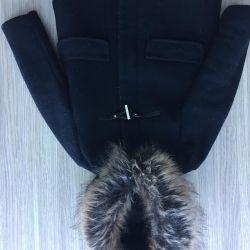 Winter coats Zara kids girl 4-5 years old