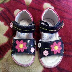 Ayak üstü ayakkabılar 13 cm