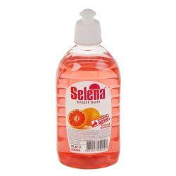 Liquid soap Red Orange Selena, 500 ml.