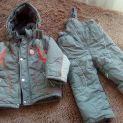 Winter overalls KIKO