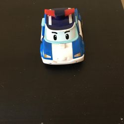 Toy Robocar Poly