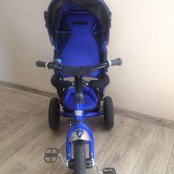 Şişme Tekerlekli LexusTrike Çocuk Bisikleti
