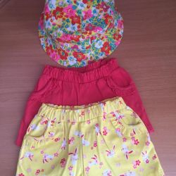Mothercare shorts new