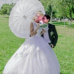 Umbrella wedding rental