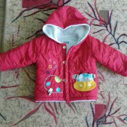 Куртка детская на 1,-1,5 годика, демисезон.