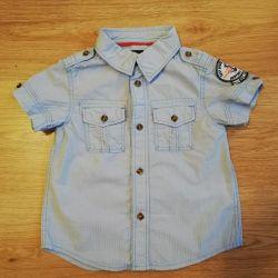 NM πουκάμισο