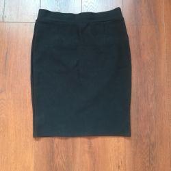 Strict skirt