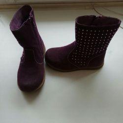 Çizme süet boyutu 27