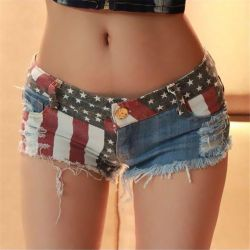 Sexy jeans shorts)