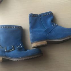 Sell new shoes suede 37