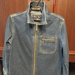 denim shirt for the boy