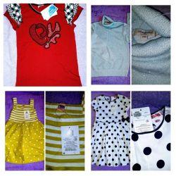 Clothing for girls pp 110 - 116