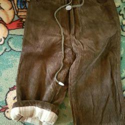 Зимні штани