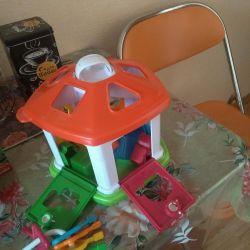 Chicco house sorter