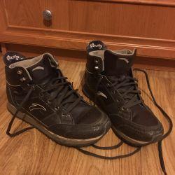 Ανδρικά παπούτσια demi p. 37-38