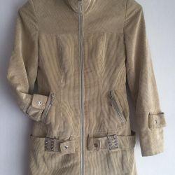 Corduroy coat 40