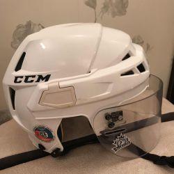 Helmet hockey CCM Vector 08 Sr men's + visor