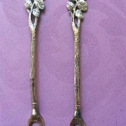 Forks. Silver.Germany