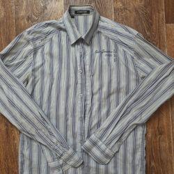Ανδρικό πουκάμισο με λωρίδες