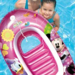 Çocuklar için tekne havuzu daire.