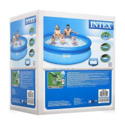 Frame and inflatable pools Intex and Bestway