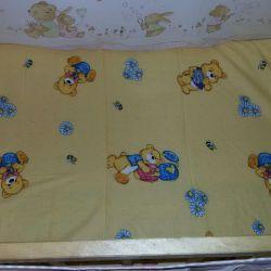 Mattress for children, 120 × 60