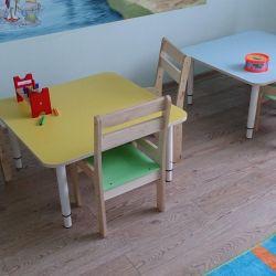 anaokulu masaları ve sandalyeleri