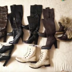 Italian shoes, I dismantle the wardrobe.