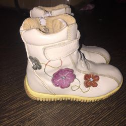 Jumătate de cizme Tale demi-sezon