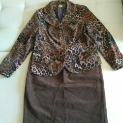 Takım elbise ilkbahar - sonbahar 50-52
