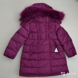 New moncler coat size 2 years original