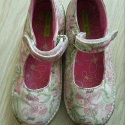 19 cm foot sandals