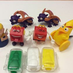 Toys McDonald's