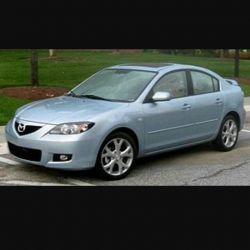 Repair and maintenance Mazda 3
