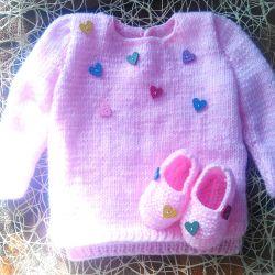 Haine pentru copii handmade