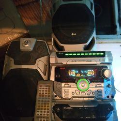 Κέντρο μουσικής LG Karaoke